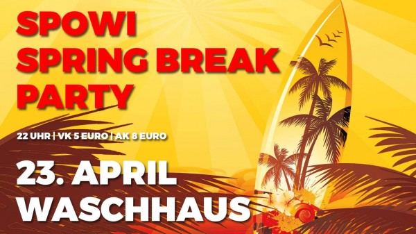 Spowi Spring Break Party - ABGESAGT